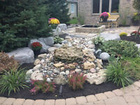 Free Estimates on Garden/Retaining Walls