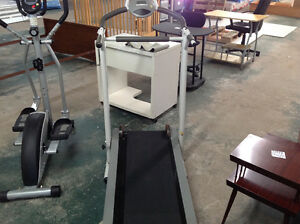 Used Bodybreak treadmill. In good shape.