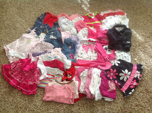 Baby Girl's Clothes - 6 to 12 Months