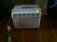 Two 5000BTU Air Conditioner units (50$ each)