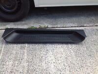 VW Transporter T5 plastic step for sliding side door.