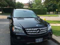 2006 Mercedes-Benz M-Class ML 350 Premium package SUV, Crossover