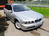 BMW 520 2.2i auto 2001MY i SE Touring