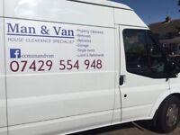 CC Man & Van | Aylesbury | Removals | House Clearance |