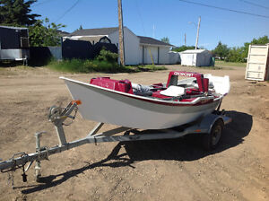 CLACKACRAFT 16LP DRIFT BOAT FOR SALE