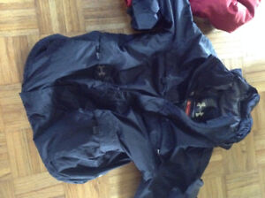 Lg Under Armour Winter Jacket