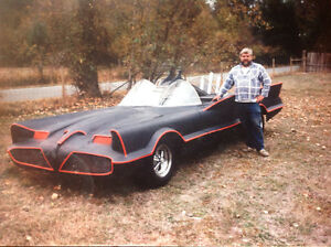 1966 Batmobile Mould