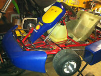 GO KART LOOKING TO TRADE FOR A NEWER SPORT BIKE CAR OR TRUCK ???