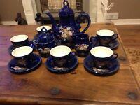 Decorative Teapot Set