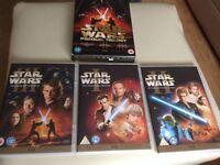 Star Wars DVD Boxed Set