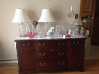 Beautiful Solid Cherrywood by Made by Strathroy (Canada) buffet