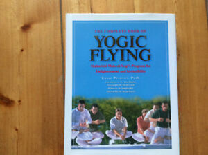 YOGIC FLYING, The complete book of