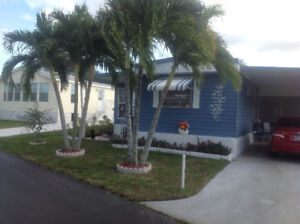POMPANO BEACH MOBIL HOME 24,500 $ US