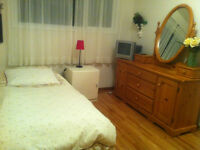 FURNISHED ONE BEDROOM (FEMALE ONLY)