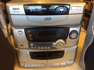 5 DISC CD PLAYER