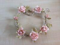 Heart Rose Decoration