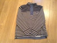 FAT FACE MENS AIRLIE BRETON SWEAT TOP Size XXL Excellent Condition.