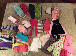 Girls' 18 month clothes!