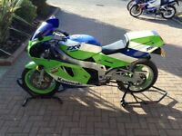 Kawasaki Zxr750 H2 great project or use bike...