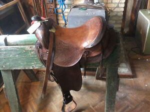 Pleasure saddle