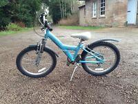 "Children's bike, 20"" Skye Revolution, Front suspension"