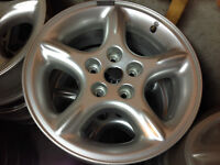 5 Dodge Chysler Jeep 16 inch Rims