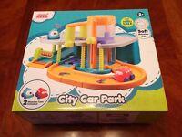 Little Hero City Car Park (brand new)