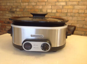 Kitchen Aid Crock Pot