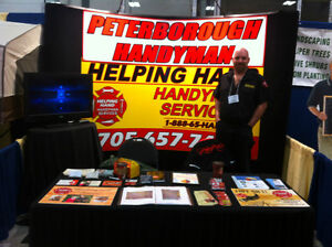 PETERBOROUGH HELPING HAND HANDYMAN SERVICES 705-657-7455 Peterborough Peterborough Area image 10