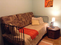 ROOM IN PIERREFONDS- December 1st-FOR 1 PERSON - ALL INCLUDED!!!