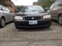 1999 Honda Accord Convertible