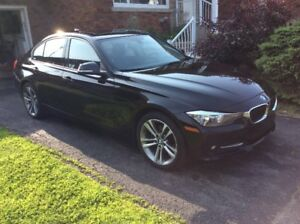 BMW 3 Series 320i xDrive Sedan 4D 2015   23,000$ (39,000km)