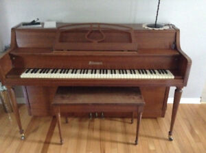 Schumann piano for sale.