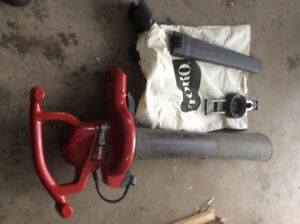 Toro Ultra Blower Vac for sale
