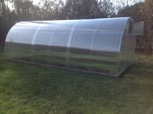 Greenhouses for your backyard