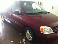 2007 Ford Freestar Camionnette