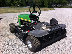 Racing Mower Racing Tractor Supermod Open PARTS & KIT Peterborough Peterborough Area image 1