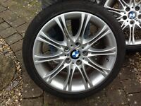 BMW M series Rims and Tyres