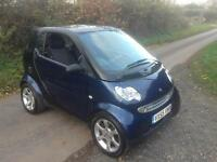 2005 Smart Fortwo Coupe Pulse 2dr Auto 2 door Coupe