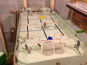 Vintage Tabletop Hockey Game