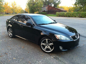 2007 Lexus IS 250 Sedan, Low kms