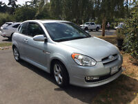 2007 Hyundai Accent GS w/Sport Pkg Coupe (2 door)