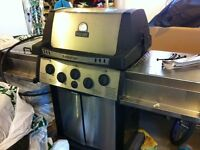 For Free! Broil Mate Evolution Natural Gas BBQ.