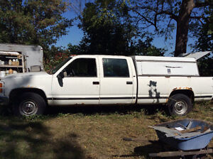 1999 3500 GMC PICKUP FOR PARTS