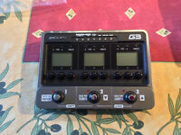 Zoom G3 Guitar Multi Effects Pedal, Looper & Interface ~ V 2.0