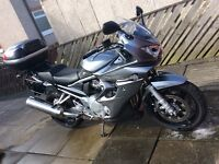 Suzuki bandit 1250 . Sports tourer