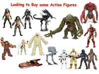 Looking to Buy or Trade some Action Figures