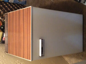Old mini fridge - great for students or a camp (runs great)