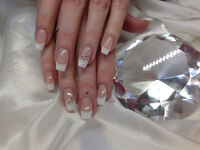 Gel and Acrylic Nails, Facial Waxing and Gel Toe polish