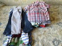 Bundle of Boys Clothes age 9 months to 12 months/ 1 year old